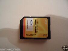 FORD Sony SAT NAV  WEST EUROPA +Türkei  2012 V2  SD CARD 7 612 105 820 -C7E3A