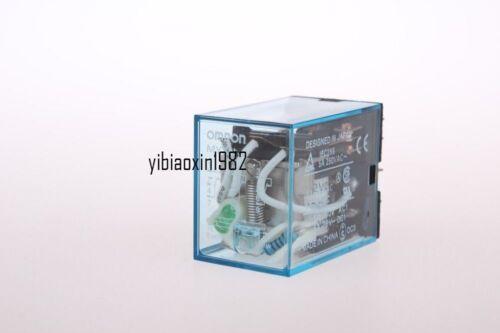 1 pcs MY3NJ HH53P courant continu 12 V Bobine 11 Broches Bornes 3PDT Puissance électromagnétique relais