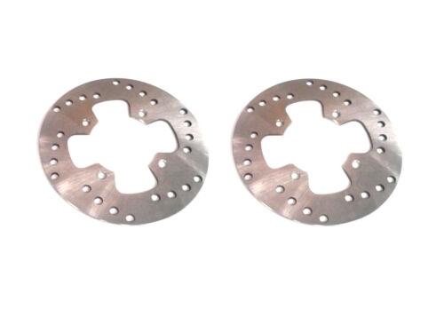 5240035 Pair of Front Brake Rotors for Polaris ATV fits 5243675