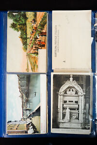 Italy-Pristine-Unsearched-Artistic-Postcard-Collection-175x-Cards