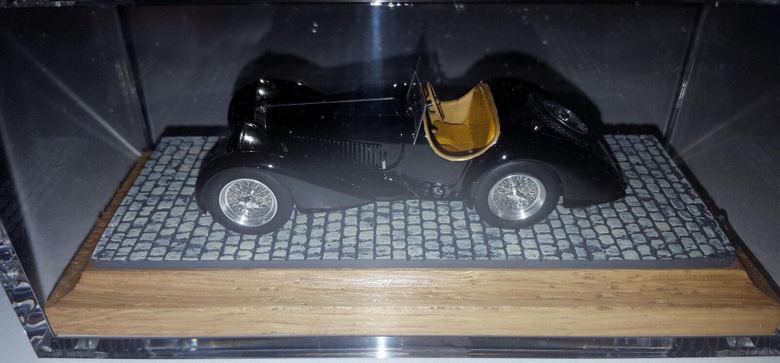 Classic heco Miniatures  412M 1 43 1931 Bugatti Tipo 37A Hanni Roadster   200