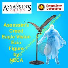 Assassin's Creed II Eagle Vision Ezio Figure by NECA - NEW UK STOCK