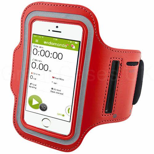 Neu Joggen Sport Armband für Apple Iphone 5 5S 5c Se Schutzhülle Fitnessstudio