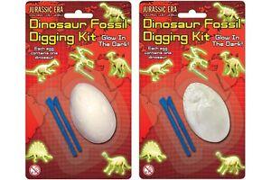 Brillan-En-La-Oscuridad-huevo-de-dinosaurio-juguete-de-regalo-fosil-excavacion-Childrens