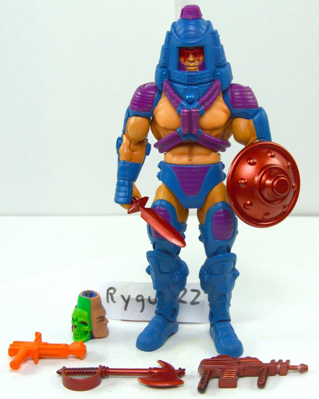 Motuc, hombre-e-Cocheas, Figura, amos del universo clásicos, Completa, he-man