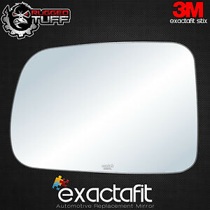 Fits 97-06 Honda CR-V Right Passenger Convex Mirror Glass Lens  see details
