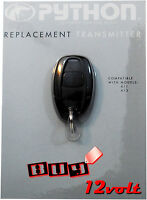 Python 7111p 1-way 1-button Remote Control For 411 & 413