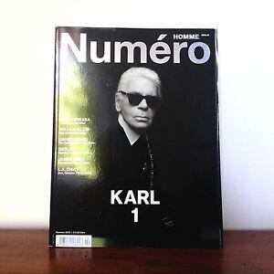 Numéro Homme Berlin magazine #1 - Karl Lagerfeld en couverture - été 2015 - France - État : Trs bon état : Livre qui ne semble pas neuf, ayant déj été lu, mais qui est toujours en excellent état. La couverture ne présente aucun dommage apparent. Pour les couvertures rigides, la jaquette (si applicable) est incluse. Aucune  - France