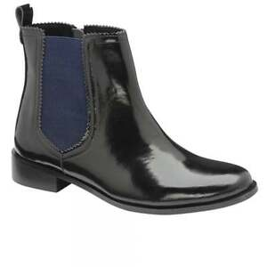 Ravel-Loxley-Classic-Black-Quality-Leather-Dealer-Chelsea-Ankle-Boots-UK-5