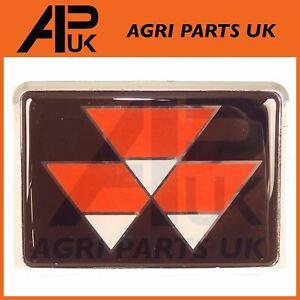 Massey-Ferguson-360-362-365-375-390-396-398-399-Tractor-Front-Grill-Badge-Emblem