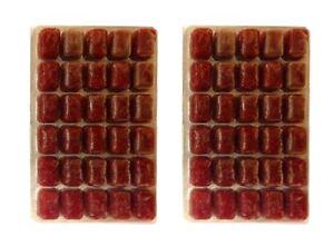 10 X Coeur De Boeuf 100 G Blister-premium Frozen Fish Food-afficher Le Titre D'origine Attrayant Et Durable