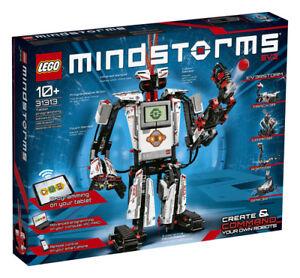 Lego Technic Mindstorms 31313 Ev3 Roboter Bauset Für Kinder Und