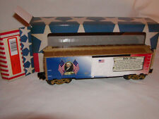 Lionel 6-25930 John Adams Presidential Series Box Car O 027 Made USA 2013 MIB