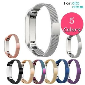 For-Fitbit-Alta-Alta-HR-Magnetic-Stainless-Steel-Watch-Replacement-Band-Strap