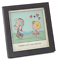Hallmark-Peanuts-Linus-and-Sally-Love-Comes-Too-Framed-Art-Quote-Sign-New 縮圖 3