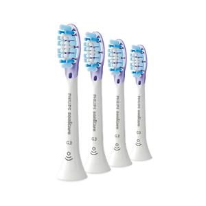 4x-Sonicare-DiamondClean-G3-Premium-Gum-Care-Brush-Heads-White-w-o-Box