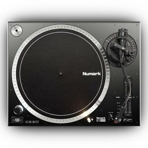 numark ntx1000 direct drive dj deck turntable with usb vinyl record player 676762314213 ebay. Black Bedroom Furniture Sets. Home Design Ideas