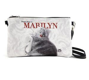Marilyn Monroe Sidebag/Clutch