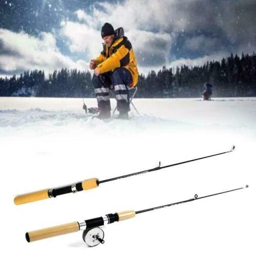 Winter Fishing Rods Ice Fishing Reels To Choose Rod Pole HOT Pen Combo SALE C4L3