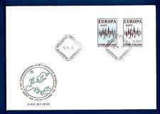 FINLAND - FINLANDIA - 1972 - BUSTA - EUROPA - FDC