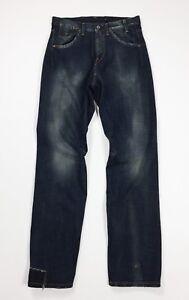 Gstar-jeans-a-crotch-W32-L34-tg-46-uomo-usato-denim-antiform-boyfriend-T4458
