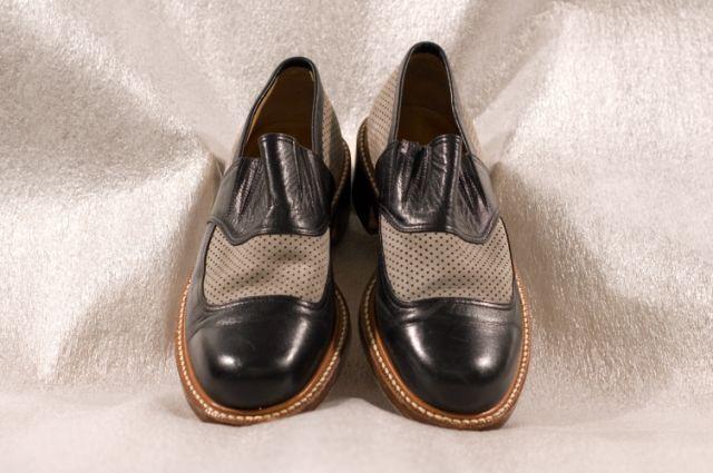 Super Rare Authentic Matsuda (Nicole Co. Ltd) Men's Designer Casual Dress scarpe