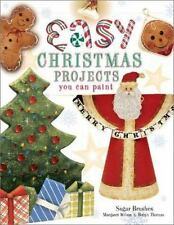 Easy Christmas Projects You Can Paint by Robyn Thomas and Margaret Wilson...