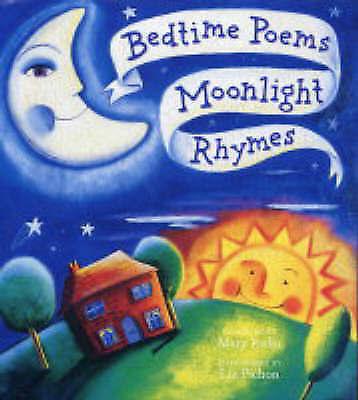 Bedtime Poems Moonlight Rhymes, Joslin, Mary, New Book