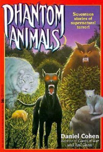 Phantom Animals by Daniel Cohen