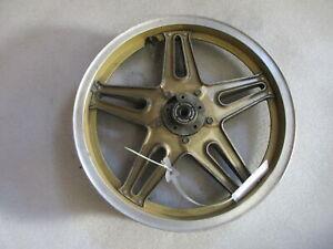 Honda CB 650 RC03 Rim Front Wheel 2,15 x 19 Inch Wheel Dot 581 Rim