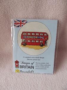 Mouseloft-stitchlets-cross-stitch-kits-images della Gran Bretagna gamma
