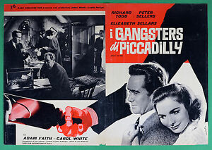 T66-Fotobusta-I-Gangsters-Por-Piccadilly-Todd-Peter-Sellers-Sellars-4