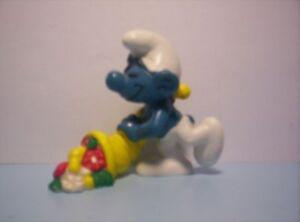 smurfs-Smurf-with-flower-horn-SJ087
