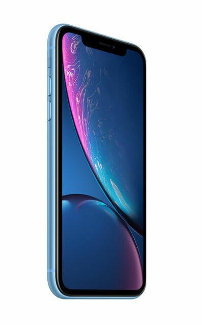 Apple Iphone Xr 128gb Blue Unlocked A1984 Cdma Gsm For Sale Online Ebay