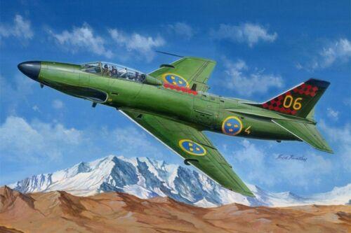 1:48 Maßstab Hobbyboss Modell Set HBB81752 Saab J-32B//E Lansen