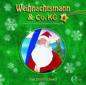 WEIHNACHTSMANN-amp-CO-KG-VOL-6-ORIGINAL-HORSPIEL-DAS-ZAUBERSCHWERT-CD-NEW