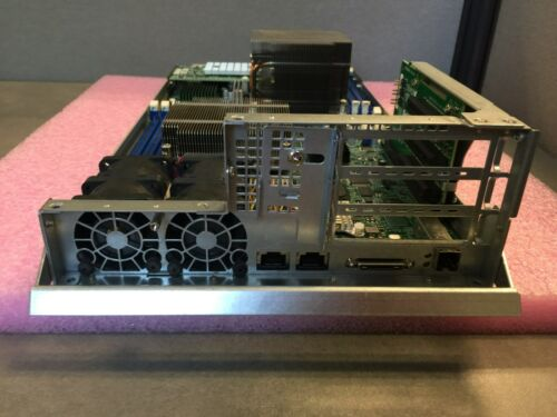 X9DBS-F-2U SuperMicro Motherboard and Node Assembly