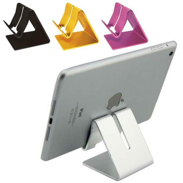 Universal Generic Aluminum Cell Phone Desk Stand Holder For Phone and Tablet  SA