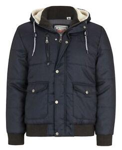 Lonsdale Herren Winterjacke Beeston Jacke //// S M L XL XXL 3XL //// NEU