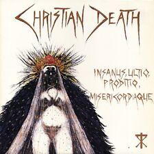 Christian Death Insanus, Ultio, Proditio, Misericordiaque  LP