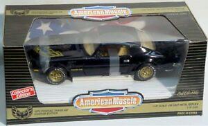 ERTL-1-18-1973-Pontiac-Firebird-Trans-Am-SMOKEY-amp-BANDIT-7088-73-American-Muscle