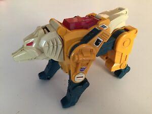 Transformers-G1-1988-WEIRDWOLF-loose-body-headmaster-hasbro-takara