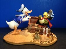 WDCC Disney  Pirate Gold! Donald Duck And Yellow Beak VHTF MIB 2012 Only