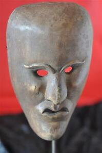 Old-African-Theatrical-Wooden-Mask-beautifully-hand-carved
