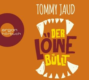 DER-LOWE-BULLT-JAUD-TOMMY-5-CD-NEW