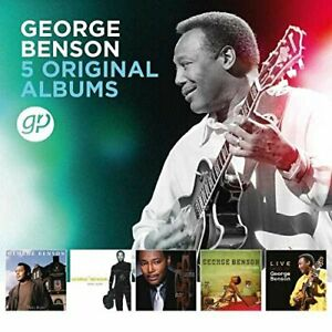 George-Benson-5-Original-Albums-CD