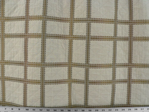 "Drapery Upholstery Fabric Various Patterns /& Colors #8032016A 3/""x6/"" Samples"