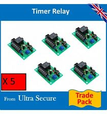 0 - 60 Timer Relay Trade Pack