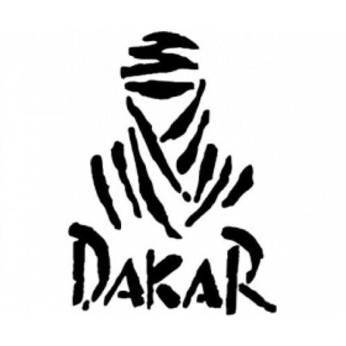 DAKAR Vinyl Die Cut Sticker Decal *Multiple options*