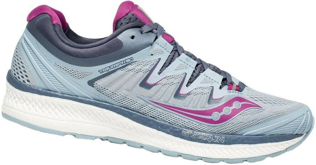 Saucony Triumph ISO 4 Womens Running shoes Size 39 Sport Fitness shoes Sneaker